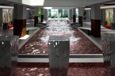 Foyer - 3D Models Architecture - Nelspruit and White River - Mpumalanga