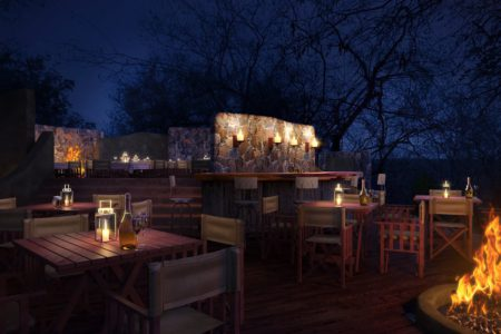 Night View - 3D Models Architecture - Nelspruit and White River - Mpumalanga