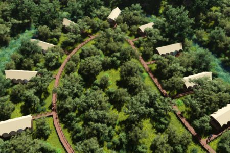 Aerial View - 3D Models Architecture - Nelspruit and White River - Mpumalanga