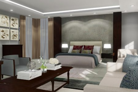Bedroom - 3D Models Architecture - Nelspruit and White River - Mpumalanga