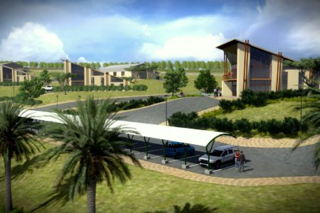 Park - 3D Models Architecture - Nelspruit and White River - Mpumalanga