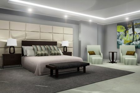 Hotel Room - 3D Models Architecture - Nelspruit and White River - Mpumalanga