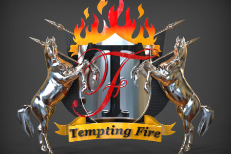 TF 3D Logo - Graphic Design - Nelspruit and White River, Mpumalanga