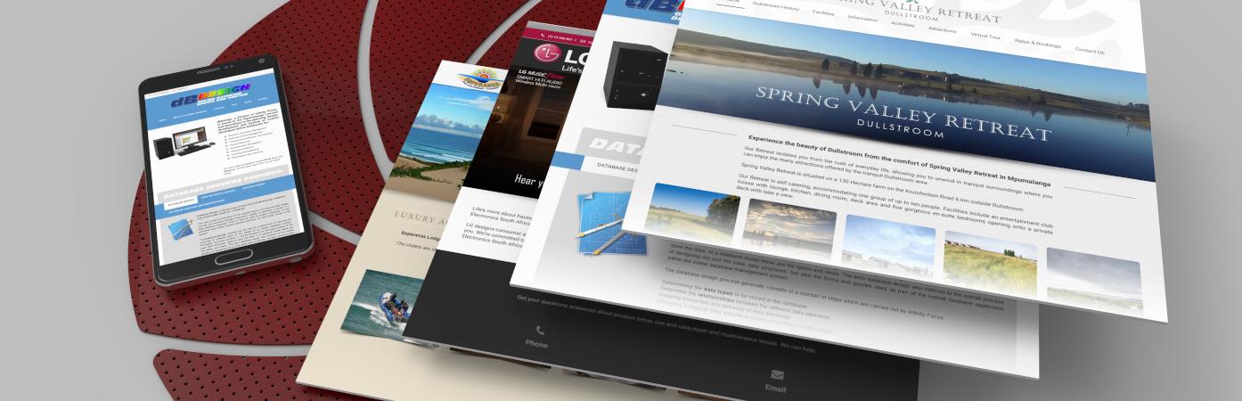 website design nelspruit