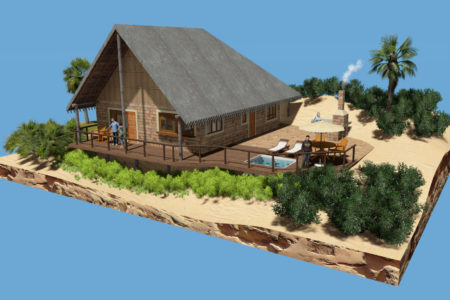 Chalet View - 3D Models Architecture - Nelspruit and White River - Mpumalanga