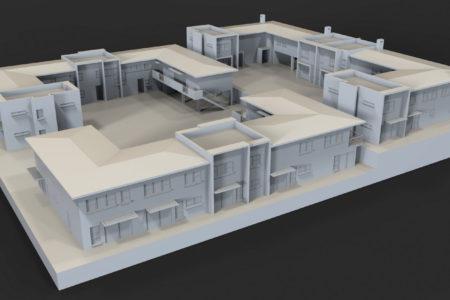 Complex - 3D Models Architecture - Nelspruit and White River - Mpumalanga