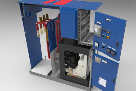 Feeder 2 - 3D Models Technical - Nelspruit and White River, Mpumalanga