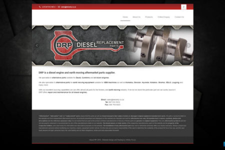 DieselRP - Website Design - Nelspruit and White River - Mpumalanga