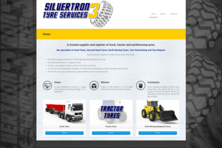 Silvertron - Website Design - Nelspruit and White River - Mpumalanga